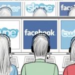 Consejos para atender a tu cliente vía redes sociales #Infografía