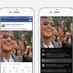 Facebook presentó una nueva forma de compartir vídeos: Live