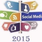 Tendencias del social media que marcaron el año 2015