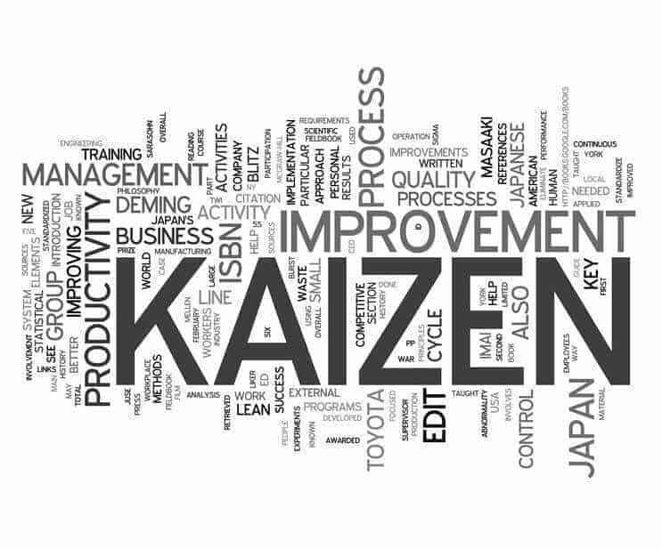 mejora la productividad con la filosofía kaisen