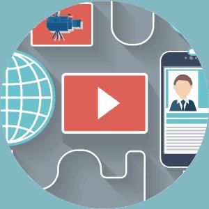 icono video marketing contenido
