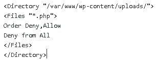 restringe la ejecucion archivo PHP