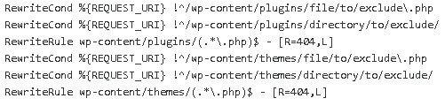 restringir acceso php