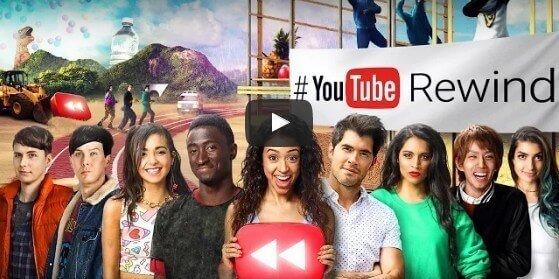 vídeos más populares en YouTube en 2016