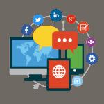 Guía del tamaño de imágenes en redes sociales 2017  #infografía