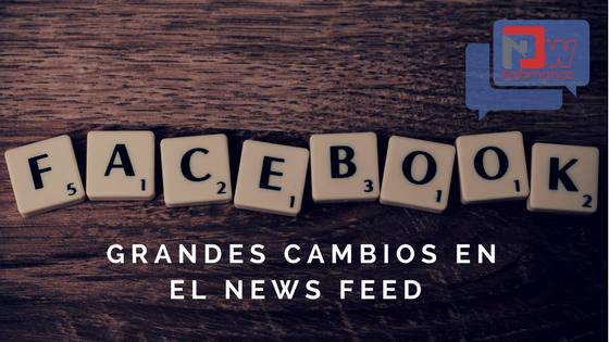 Grandes cambios en el News Feed