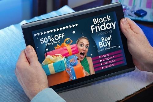 Consejos SEO para potenciar las ventas durante el Black Friday