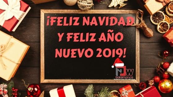 ¡Feliz Navidad y Feliz Año Nuevo 2019! (2)