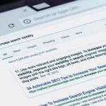 Lista de factores de posicionamiento en Google 2020
