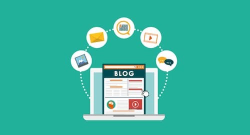 Contenido para los post de tu blog