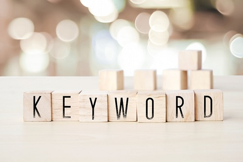 investigar palabras clave