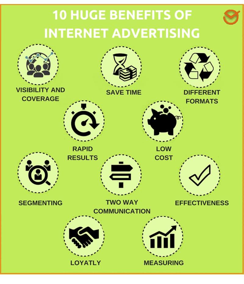 ventajas de la publicidad online